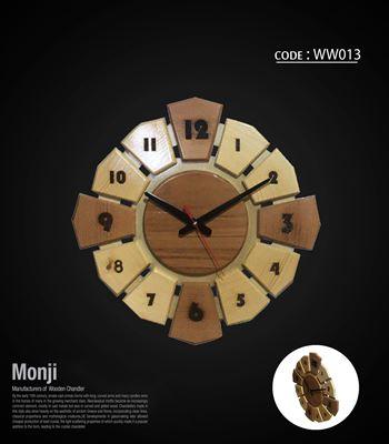 تصویر ساعت دیواری WW013