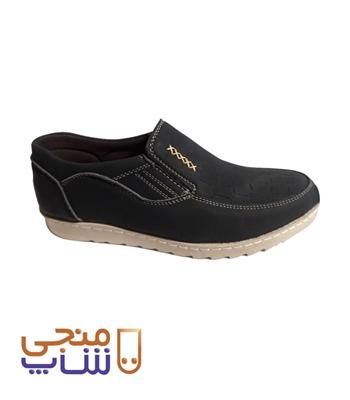 تصویر کفش روزمره مدل ونیز سنگی کشی ta016