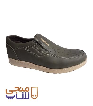 تصویر کفش روزمره مدل ونیز سنگی کشی ta017