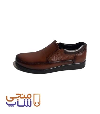 تصویر کفش روزمره مدل میلان کشی ta039