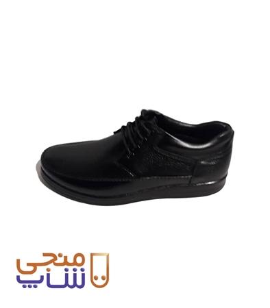 تصویر کفش روزمره مدل میلان بندی ta040