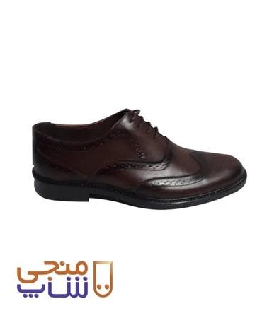 تصویر کفش مردانه مدل هشت ترک بندی ta041