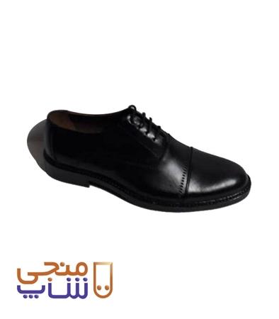تصویر کفش مردانه مدل برت بندی ta045