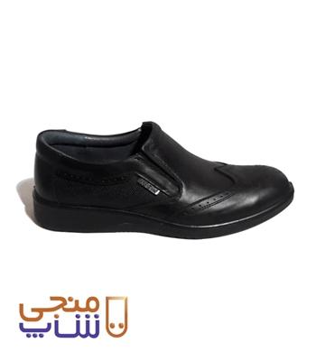 تصویر کفش مردانه مدل هشت ترک کشی ta050