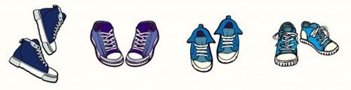 ویژگی های کفش مناسب