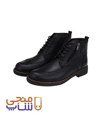 تصویر کفش نیم بوت مردانه ta059