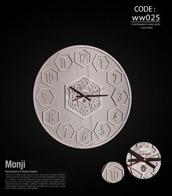 تصویر ساعت دیواری الماس60 WW025