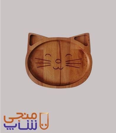 تصویر بشقاب گربه Z100